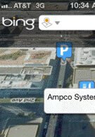 Latest version of Bing for iOS includes updated Bing Maps & Bing Travel services