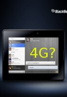 QNX CEO hints to the possibility of a 4G enabled BlackBerry PlayBook