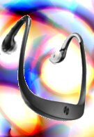 Motorola S10-HD Bluetooth headphones will stay put for the active individual