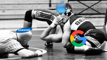 Apple, Google, and Samsung's all-star fight kicks off October 18