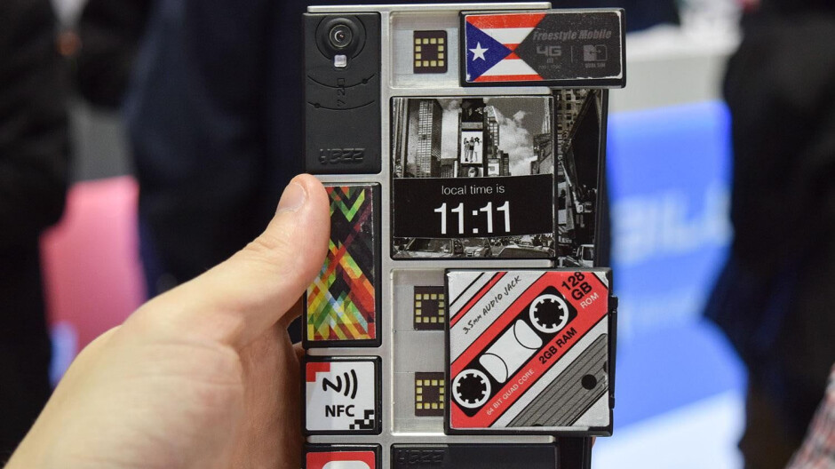 Poll: Would you buy a modular phone?