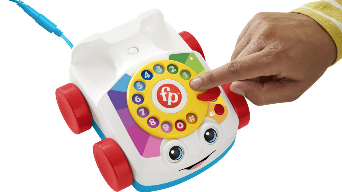 That toy phone on a string that you had as a baby now makes and takes real calls - PhoneArena