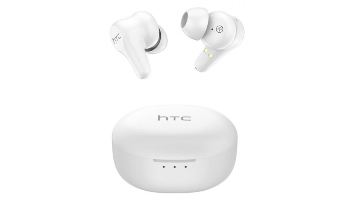 phonearena.com - Cosmin Vasile - HTC's new True Wireless Earbuds Plus feature ANC support and water resistance
