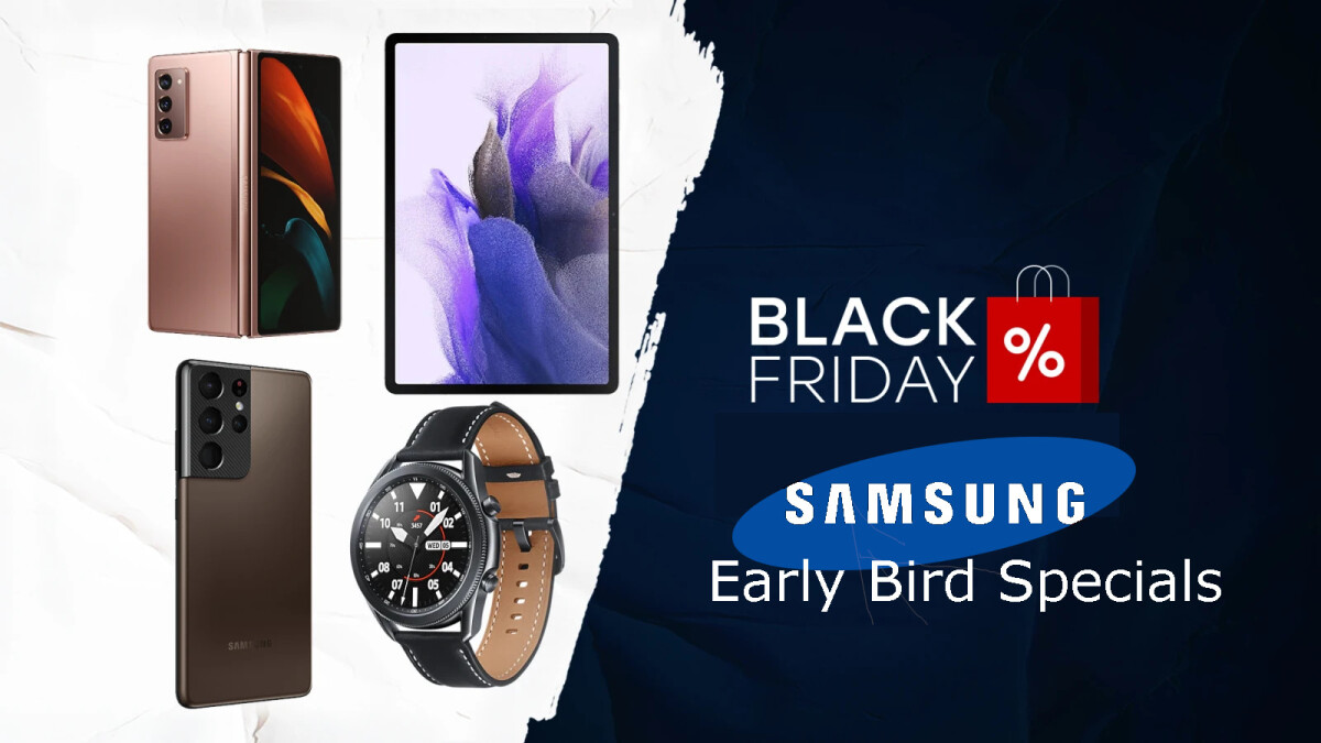 Samsung launches early Black Friday deals: phones, laptops, TV's, and more