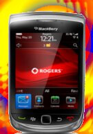 BlackBerry Torch 9800 is now a go with Rogers