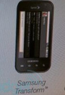 Is the Samsung Transform another Galaxy S phone for Sprint?