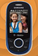 Samsung T249 for T-Mobile brings forth entry-level features for $10 on-contract