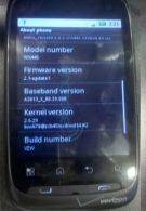 Motorola Ciena (Citrus) breaks Android price barriers