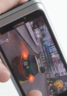 Need for Speed demoed on the Nokia E7