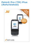 Refurbished AT&T Palm Pre Plus is going for $49.99 on-contract