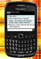 BlackBerry Curve 8530 is now available with Boost Mobile