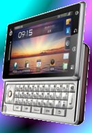 Motorola MT716 combines the CLIQ's keyboard & the design of the DROID