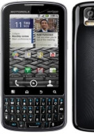 Motorola DROID Pro with portrait QWERTY and 3.1 inch screen is introduced