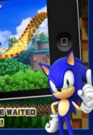 Sonic 4 is now racing its way to the iPhone as we speak
