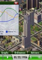 The iPad's reasonably sized display will do well for SimCity Deluxe