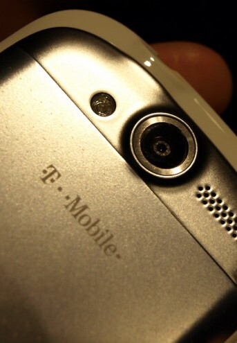 Hands-on video of new HTC myTouch