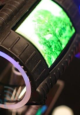 Wrist-worn OLED displays shipped to military