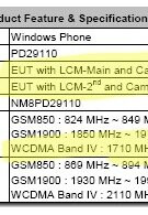 HTC PD29110 will pack two cameras & will possibly be T-Mobile bound