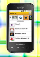 Sprint's mid-range offering in the Samsung Transform is now available