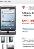 Amazon & Wirefly's $99.99 on-contract price for the T-Mobile G2 is eye opening