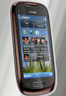 Nokia C7 is the second Symbian^3 device to ship