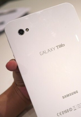 Will Verizon offer the Samsung Galaxy Tab on November 1st?