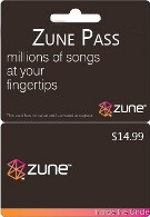 Preorder a Windows Phone 7 device, receive a 3-month Zune Pass for free!