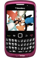 BlackBerry Curve 3G now in fuchsia at Verizon