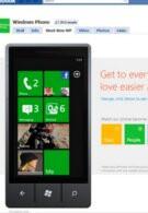 Facebook страницата на Microsoft показва интеграцията на Facebook в Windows Phone 7