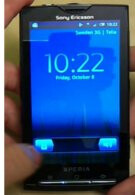Android 2.1 update for the Sony Ericsson Xperia X10 is shown off on video