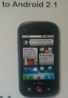 Android 2.1 update for the Motorola CLIQ is definitely coming