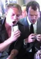 4-man band rides NYC subway playing the Apple iPhone
