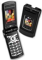 Cingular and LG launch CU500 HSDPA phone