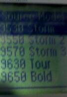 EXCLUSIVE: BlackBerry Storm 3 lives in Verizon's internals