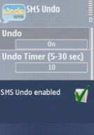 SMS Undo prevents hasty texts on Symbian and iOS