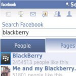 Facebook v1.9 for BlackBerry brings forth some significant enhancements
