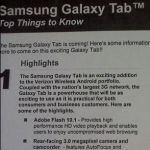 Verizon's Galaxy Tab excludes Skype, NFL Mobile, and V Cast Video apps