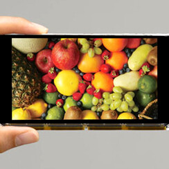 Ortustech crams full HD resolution into a 4.8