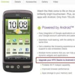 TELUS HTC Desire receives its serving for Froyo goodness