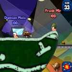 Worms 2: Armageddon arrives as a universal app for the iPad and iPhone