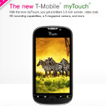 T-Mobile myTouch 4G gets November 3rd launch date at $199.99 with rebate and contract