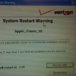 EXCLUSIVE: Verizon pushing iTunes installation to its stores