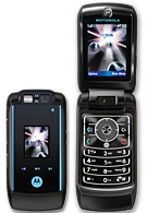 Motorola showcases two new 3G phones - MAXX and V3xx