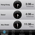 A bug in the iOS recurring alarm causes DST troubles in Europe