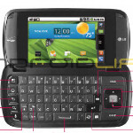 LG enV Pro is canceled by Verizon
