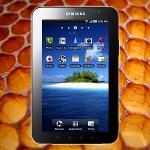 Gingerbread and Honeycomb on tap for the Samsung Galaxy Tab