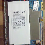 Take a look at a Samsung Galaxy Tab dissection