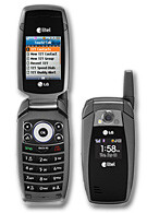 AX355 - new LG clamshell phone by Alltel