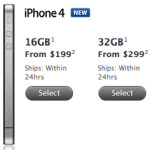 iPhone 4 is shipping