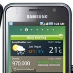 Samsung Galaxy S knocks off the iPhone as the best selling phone in Japan